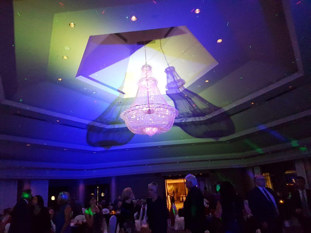 Lumière de couleur pour vos éclairage de salle ou scène, voici le résultat que sa donne.