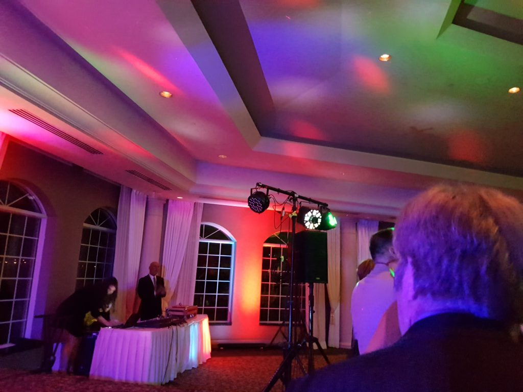 Éclairage de salle Led bar 36 pouces, différente couleurs