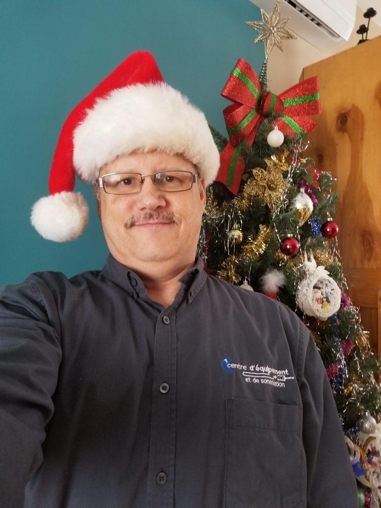 Ghyslain Denis vous souhaite de très belle fêtes!