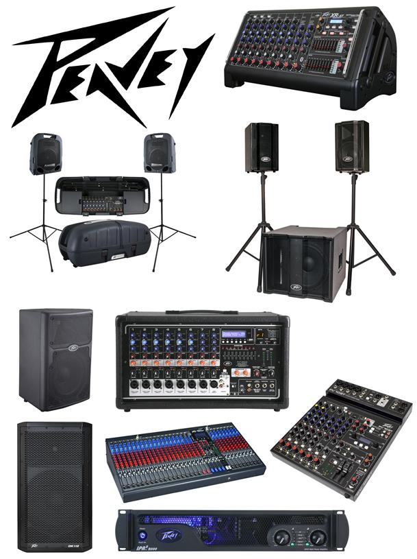 Peavey Pro audio