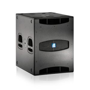 DB TECHNOLOGIE SUB_18D_EMO, 1400 WATTS, 18 POUCES SUB