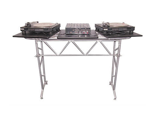 Table de dj chrome Odyssey